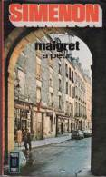 Maigret  A Peur Georges Siménon - Simenon