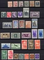 Italia Regno Piccolo Insieme  Di 34 Valori */MH VF/F - Lotti E Collezioni