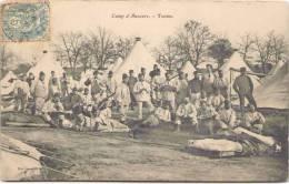 Camp D'Auvours - Tentes - Autres Communes
