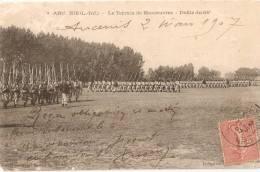 ANCENIS - Défilé Des Troupes Du 64e (1907) - Ancenis