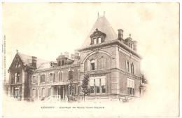 Dépt 54 - MONT-SAINT-MARTIN - Château De Mont-Saint-Martin - Mont Saint Martin