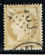 France ...  Yvert  ....   55        ...... O .....  Oblitere - 1871-1875 Ceres