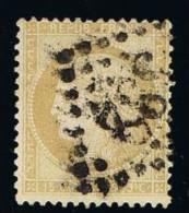 France ...  Yvert  ....   59        ...... O .....  Oblitere - 1871-1875 Ceres