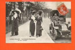 La Mode Nouvelle - Les Jupes Pantalons - Au Bois Le Matin (Bois De Boulogne) - Mode