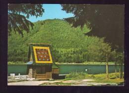 BAILE TUSNAD LE LAC S-TA ANNE, 1976 CARD STATIONERY UNUSED ROMANIA. - Postal Stationery