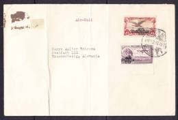 E-AMER-03 LETTER FROM MEXICO TO FRANCE PARIS 18.02.1933 - Mexico