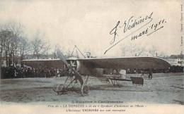 """11 - Carcassonne - L'Aviation, Prix De """"La Dépêche"""" Et Du """"Syndicat D'Initiative De L'Aude"""", L'Aviateur Vedrines ... - Carcassonne"""