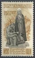 1948 ITALIA SANTA CATERINA 30 LIRE MNH ** - RR11402 - 1946-60: Mint/hinged
