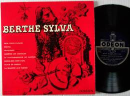 Berthe SYLVA LP 25 Cm ODEON Mon Vieux Pataud EX+ / EX+ Proche Du Neuf - New Age