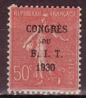 FRANCE - 1930 - YT N° 264 -* - - France