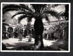 H843 Toarmina, S. Domenico Palace Hotel - Il Chiostro  - CPA Nuova, Foto Licari - Vera Fotografia - Fotografia