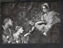 H851  Pordenone: Sposalizio Di Santa Caterina - Saint Catherine, Katarina - Piacenza, Basilica Di S. Maria Di Campagna - - Saints