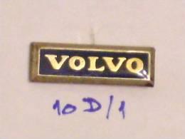 VOLVO Car Cars Auto Autos Voiture Automobile Bil Coche  - Image Belle Vieille Pin 1.60 Cm Lacquered ~ Laqué - Unclassified