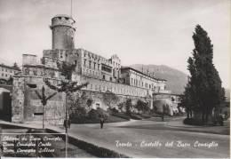 TRENTO--CASTELLO DEL BUONCONSIGLIO--FG--N - Trento