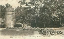 58 - GUIPY - Château De Chanteloup - Parterre Et Colombier (Edsa) - Frankreich