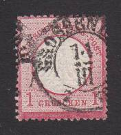 Germany, Scott #4, Used, Imperial Eagle, Issued 1872 - Gebraucht