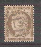 GC   5121  La Goulette,  Tunisie - Marcophilie (Timbres Détachés)
