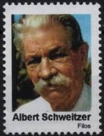 ALLEMAGNE 2012 ** MNH Albert SCHWEITZER Nobel Paix 1952 Lambaréné GABON Orgue Organ Orgel (FILOS) - Albert Schweitzer