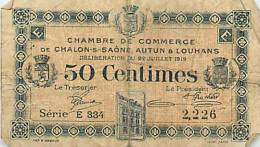 Avr13 04 :  Chalon-sur-Saône - Autun - Louhans - Chamber Of Commerce