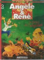 """ANGELE & RENE  """" LE PORC DE L'ANGOISSE """"  -  RIDEL - E.O.   OCTOBRE 1997  LOMBARD - Non Classificati"""