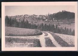 Frauenstein Im Erzgebirge - Blick Auf Die Stadt - Frauenstein (Erzgeb.)