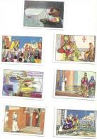 Vignettes La Vie Fière Et Joyeuse Des Scouts Chapitre 16, 7 Vignettes Illustrées Par Pierre Joubert - Suchard