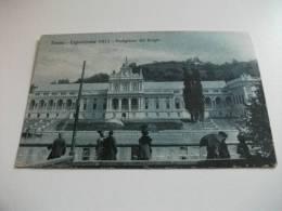 Esposizione  Torino 1911 PADIGLIONE DEL BELGIO - Esposizioni