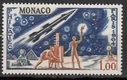 N° 636 De Monaco - X X - ( E 1569 ) - Expositions Philatéliques