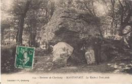Martinvast - Environs De Cherbourg - La Roche à Trois Pieds [1829/M50] - Autres Communes