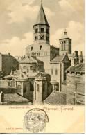 CLERMONT FERRAND - Notre Dame Du Port - Timbre - Clermont Ferrand