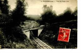 LA FERTE GAUCHER - Le Pont Du Lapin Rusé - Voie Ferrée - Semeuse - La Ferte Gaucher