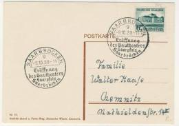 Deutsches Reich Michel Nr. 673 gestempelt used FDC