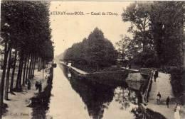 Canal - Péniches - Aulnay Sous Bois - Canal De L'Ourq - Altri