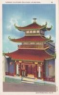 Chinese Telephone Exchange Chinatown San Francisco, Calif - Mint Postcard (B391) - San Francisco