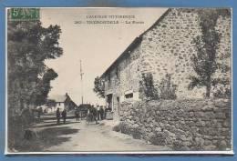 12 - THERONDELS -- La Poste - Autres Communes