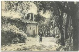 CARTOLINA - SPOLETO - MONTELUCO - ANIMATA - CHIESETTA DI SANTA CATERINA - NON VIAGGIATA - Perugia