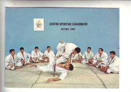 CENTRO SPORTIVO DELL'ARMA DEI CARABINIERI ( SEZIONE JUDO ) - Cartoline