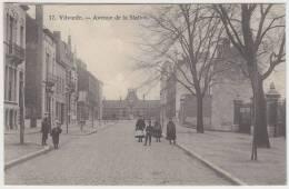 17915g Avenue De La STATION - Vilvorde - 1911 - Vilvoorde