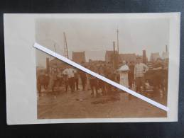 WAREMME - Photo Carte, Militaire, Soldat, Rare !   1915 - Waremme