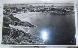 Photo Grand Format 45 X 27 CM ROTHENEUF VERS L´O 1956 AERIENNE LAPIE Ouverte Sur 5 Cm - Lieux