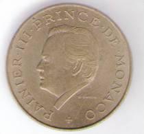 MONACO 10 FRANCHI 1978 - Monaco