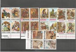 Serie 733/52 Nueva. - 1970-79: Neufs
