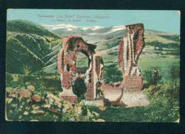 "A1836 / USED Stamp Tzar FERDINAND 1914 - Pirdop - Elenska Basilica  ""St. ILIYA  "" Bulgaria Bulgarie Bulgarien Bulgarije - Bulgaria"