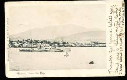 AUSTRALIE HOBART / From The Bay / - Hobart