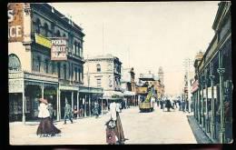 AUSTRALIE HOBART / Elizabeth Street / - Hobart
