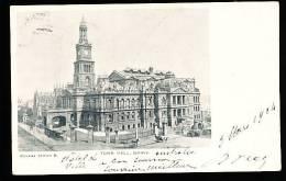 AUSTRALIE SYDNEY / Town Hall / - Sydney