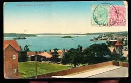 AUSTRALIE SYDNEY / Harbour, From Pott's Point / - Sydney