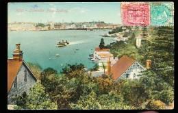 AUSTRALIE SYDNEY / Lavender Bay / - Sydney