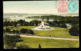 AUSTRALIE SYDNEY / Sydney Harbour And Botanic Gardens / - Sydney