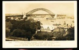AUSTRALIE SYDNEY / Harbour Bridge / - Sydney